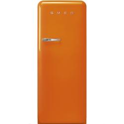 Frigider cu 1 usa SMEG FAB28LO1, No Frost, Clasa A++, 222L, portocaliu