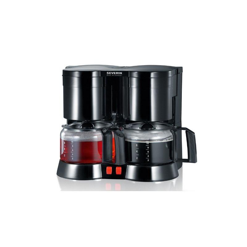 Filtru de cafea dublu Severin KA5802