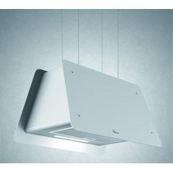 Hota design suspendata Baraldi Lady 01LAD070WH70, 70 cm, 700 m3/h, alb