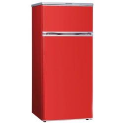 Combina frigorifica Severin KS9764,Clasa de eficiență energetică (7 clase) A +,rosu