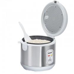 Aparat pentru preparare orez Steba RK 2,700W,3,5L,otel inoxidabil/alb