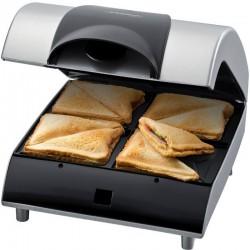 Sandwich maker Steba SG 40,1200W,4 portii,argintiu