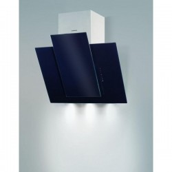 Hota decorativa Nodor NOSTRUM 900 BK, A, 90 cm, 130 W, alb