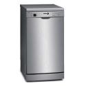 Masina de spalat vase Fagor 2LF-458X, A+, 222kWh/an, 7 programe, otel inoxidabil