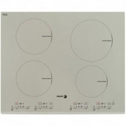 Plita cu inductie Fagor IF-40BLX, 7200 W, 4 zone