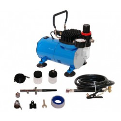 AIRBRUSHKOMPRESSOR-SET - 50068