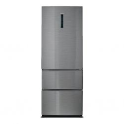 Combina frigorifica Haier A3FE742CMJ, 436 l, Clasa A++, No Frost, H 190 cm, Inox