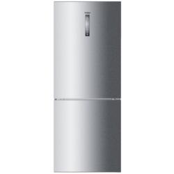Combina frigorifica Haier C3FE744CMJ, 450 l, Clasa A++, No Frost, H 190 cm, Inox