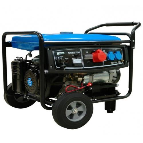 Generator pe benzina gude GSE 6700 - 40635