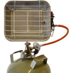 Incalzitor pe gaz gude GHS 4200 PIEZO - 17306