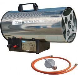 Incalzitor tun pe gaz gude GGH 10 INOX - 85005