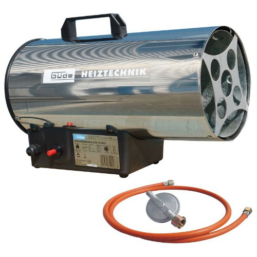 Incalzitor tun pe gaz gudeGGH 17 INOX - 85006