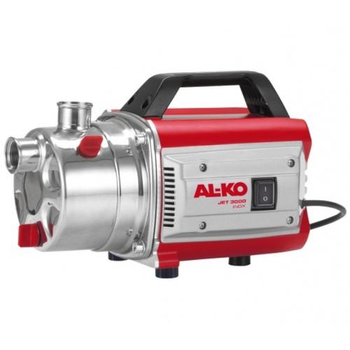 Pompa de suprafata AL-KO Jet 3000 Inox Classic, 650W, debit maxim 3400 l/h