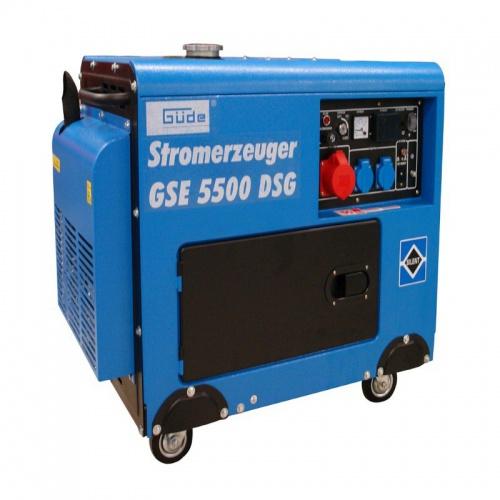 Generator uz general Gude GSE 5500 DSG - 40586