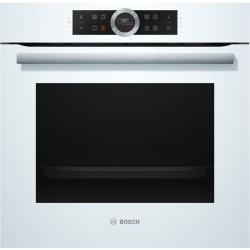 Cuptor incorporabil Bosch HBG6750W1, Electric, Multifunctional, 71 l, 13 Functii, 2200 W