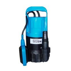 Pompa submersibila Gude GT2500, 250W, 6 m, 5000 l/h, albastru si negru