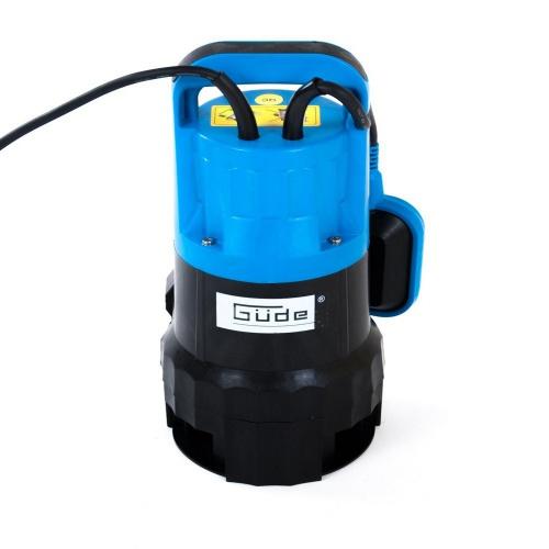 Pompa submersibila pentru apa murdara GS 4000, 400W, 7000 l/h, 6 m, albastru si negru