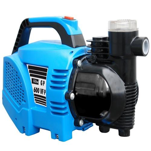 Pompa de suprafata Gude GP 600 VF P, 600W, 3600 l/h, 8 m, albastru si negru