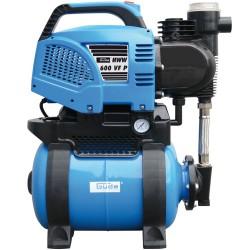 Hidrofor Gude HWW 600 VF P, 600W, 3600 l/h, 8 m, albastru