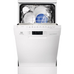 Masina de spalat vase Electrolux ESF4660ROW, 9 seturi, 6 programe, Clasa A++, Alb