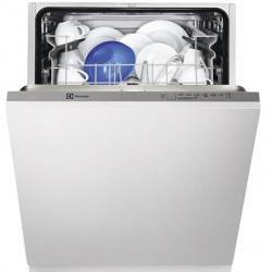Masina de spalat vase incorporabila Electrolux ESL5201LO, 13 Seturi, 5 Programe, Clasa A+, 60 cm