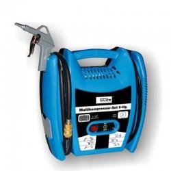 Compresor portabil Gude 180/08