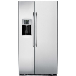 "Side by side IOMABE Exclusive ""V"" Series ORE30VGHCSS, clasa A+, 692 l, No Frost, Inox"
