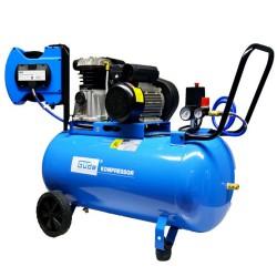 Compresor cu ulei Gude 335/10/100 ST 72081, 2200W, 10 bar, 100 l