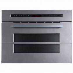 Cuptor microunde incorporabil FOSTER Vintage 7104020 60cm, grill, cuptor cu convectie 32l, inox