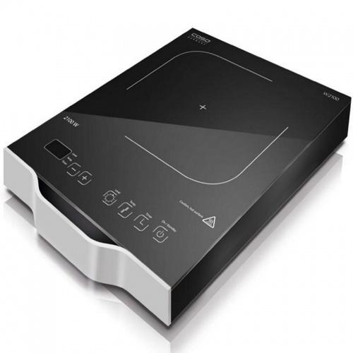Plita cu inductie Caso W2100,2100W,12 nivele de putere,negru