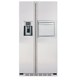 """Side by side IOMABE Luxury """"K"""" Series ORE24CHHFSS, clasa A+, 572 l, No Frost, Inox"""