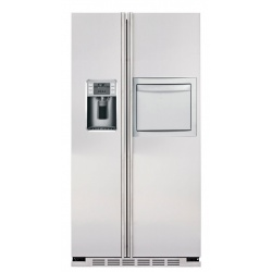 "Side by side IOMABE Luxury ""K"" Series ORE24CHF80, minibar, clasa A+, 572 l, No Frost, Inox"