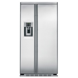 "Side by side incorporabil IOMABE Luxury ""K"" Series ORE24CHFSSF, minibar, clasa A+, 572 l, No Frost, Inox"