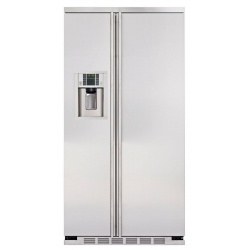 "Side by side IOMABE Exclusive ""V"" Series ORE24VGFSS3E, clasa A+, 528 l, No Frost, inox"