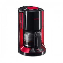 Filtru de cafea Severin KA4177,1000W,10 cesti,negru/rosu metalizat