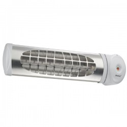 Radiator de cuart cu infrarosu Steba QH 3006 BB,600W,otel inoxidabil/auriu