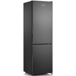 Combina frigorifica Severin KGK 8915, Clasa A++, 201 KWh/an, 252 L, Total No Frost, inox inchis