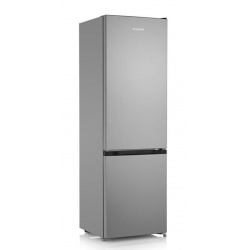 Combina frigorifica SEVERIN KGK 8976, clasa A ++, 176 cm, 197 kWh / an , frigider 187 L, congelator 75 L, Low Frost, inox