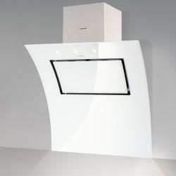 Hota decorativa Nodor EVO WHITE, A, 100 W, 10 nivele de extractie, alb