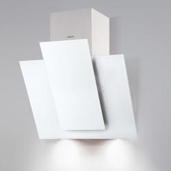 Hota decorativa Nodor NOSTRUM 900 WH, 90 cm, A, 130 W, alb