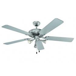 Ventilator de tavan, AEG DVL 5667, otel inoxidabil