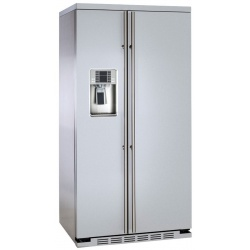 """Side by side IOMABE Exclusive """"V"""" Series ORE24VGFSS6E, clasa A+, 528 l, No Frost, inox"""