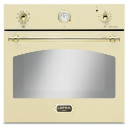 Cuptor incorporabil LOFRA DOLCEVITA FRS69EE, incorporabil, 60cm, 66l, grill electric,inox