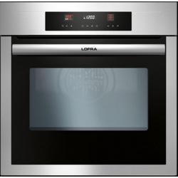 Cuptor incorporabil LOFRA GEMMA FQS6TEE, incorporabil, 60cm, 66l, grill electric, inox
