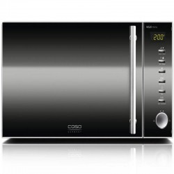 Cuptor cu microunde si grill Caso MG 20 menu,microunde 800W,grill1000W,otel inoxidabil