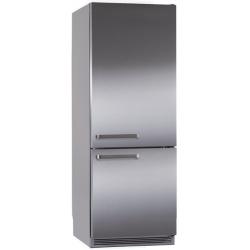 Combina frigorifica SWISSINOX LUXURY 6SWIN316DX, Clasa A++, 316 litri, Latime 60 cm, Inox